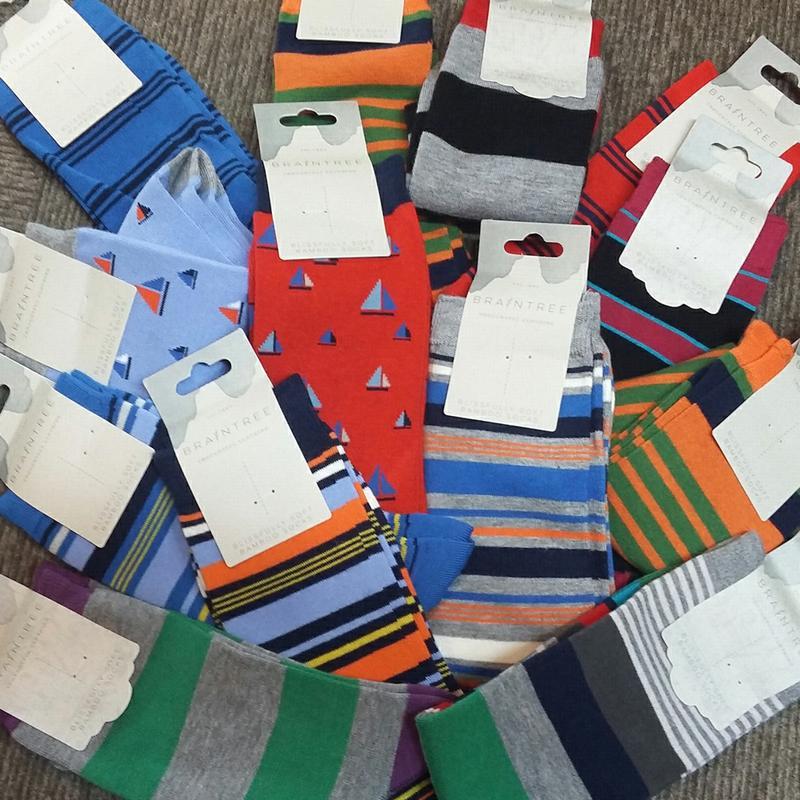 Bamboe Fashion Heren Sokken