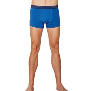 Bamboe boxershort royal blue