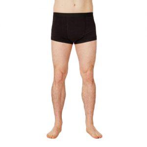 Bamboe boxershort zwart
