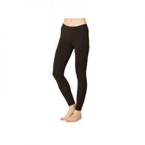 Bamboe leggings zwart