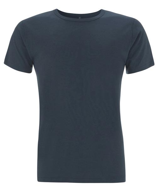 e83d398ca9d Bamboe T-shirts denim en aubergine, regular fit - Bamboe Fashion ...
