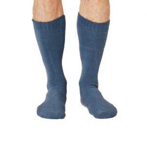 Dikke bamboe sokken denim Bamboe Fashion