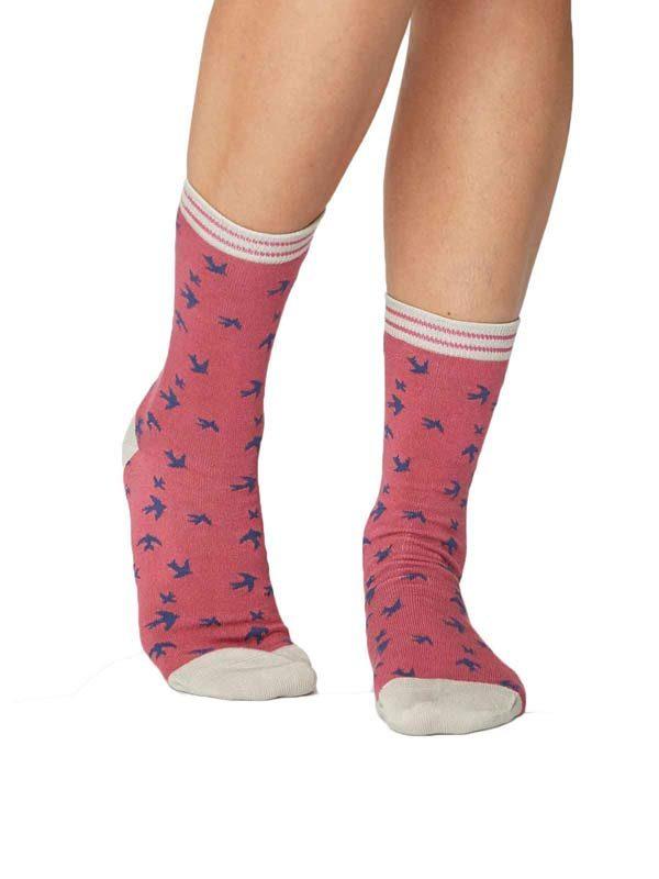 Bamboe-sokken-zwaluwen-roze