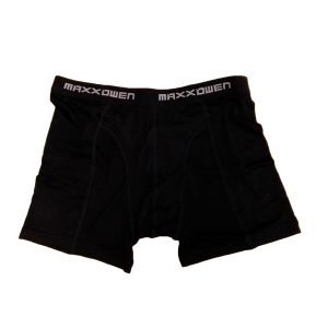 Bamboe boxers zwart Maxx Owen Bamboe Fashion