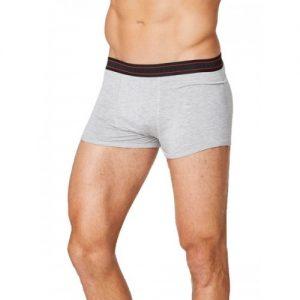 Bamboe boxershort grijs Bamboe Fashion