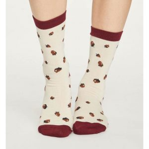 Bamboe sokken eikeltjes Bamboe Fashion