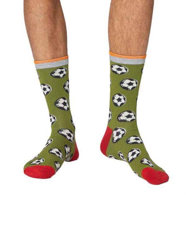Bamboe sokken voetbal Bamboe Fashion